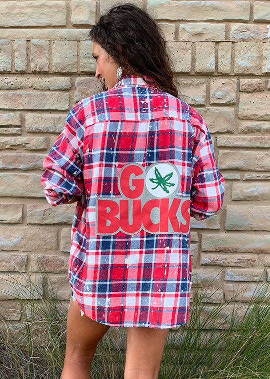 buckeye plaid shirts